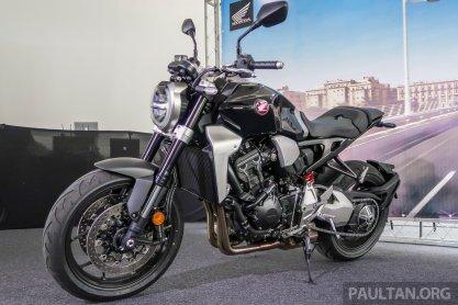 Honda CB1000R launch Sepang BM-4