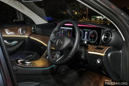 Mercedes E350e Exclusive EQ Power_Int-69