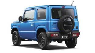 New Suzuki Jimny 7