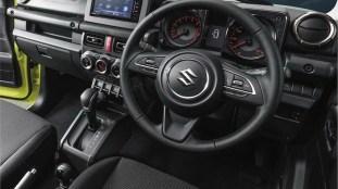 New Suzuki Jimny 9