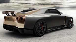 Nissan GT-R50 Italdesign BM-5