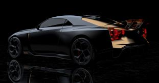 Nissan GT-R50 by Italdesign 9