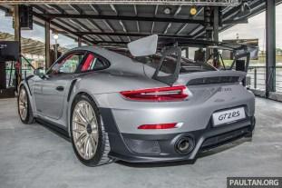 Porsche 911 GT2RS 2018 Launch_Ext-3