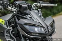 Yamaha MT-09 2018-9