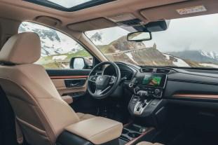 2018 Honda CR-V VTEC TURBO Petrol