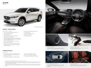 2018 Mazda CX-8 Asaki spec