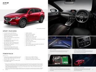 2018 Mazda CX-8 Sport spec
