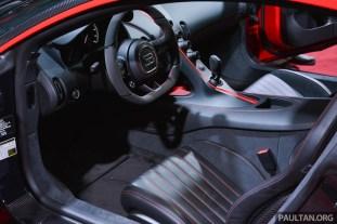 Bugatti Chiron in Malaysia 6