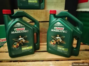 Castrol launches Magnatec lubricant with Dualock technology
