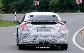 FK8 Honda Civic Type R update 8