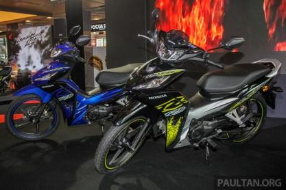 2018 Honda Dash 125 In Malaysia From Rm5 999
