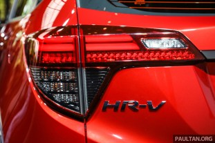 Honda HR-V RS Preview-19