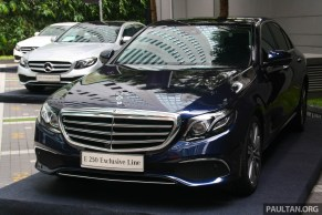 Mercedes-Benz E 250 Exclusive Line in Malaysia-4-BM