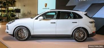 Porsche 2018 All New Cayenne S Launch_Ext-3 BM