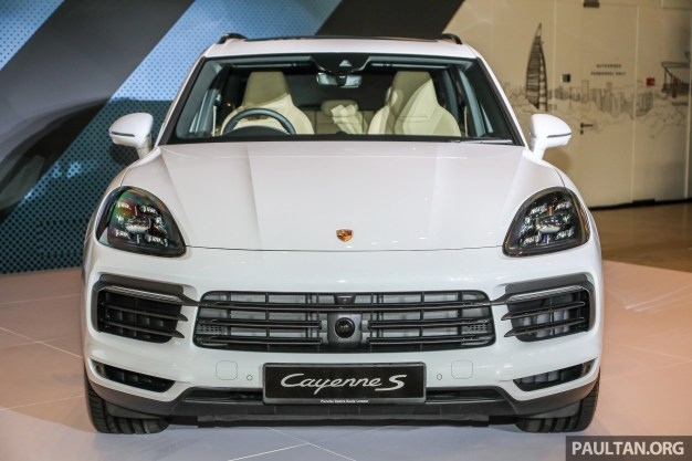 Porsche 2018 All New Cayenne S Launch_Ext-4 BM