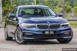 2018 BMW 530e iPerformance plug-in Hybrid_Ext-2