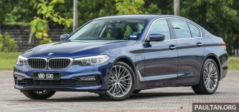 2018 BMW 530e iPerformance plug-in Hybrid_Ext-4