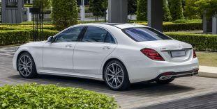 2018 W222 Mercedes-Benz S450L (6)
