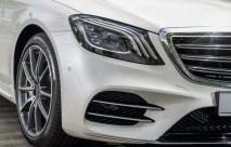 2018 W222 Mercedes-Benz S450L (9)
