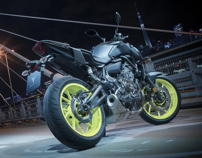 2018 Yamaha MT-07 Static - 5