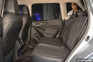 2019 Subaru Forester 2.0i-S Taiwan 39