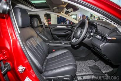 Mazda 6 2018 preview penang-24 BM