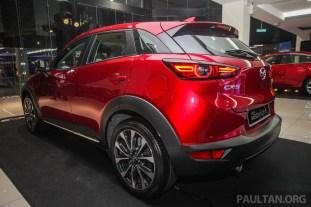 Mazda CX-3 2018 launch Penang-4