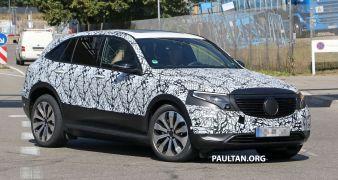 Mercedes-Benz EQC spyshots (6)