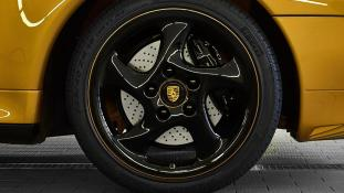 Porsche 993 Turbo S Project Gold-4