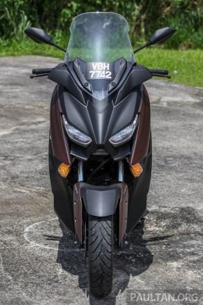 REVIEW: 2018 Yamaha XMax 250 - scooterific fun