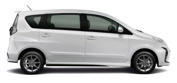 2018 Perodua Alza AV facelift 2-BM