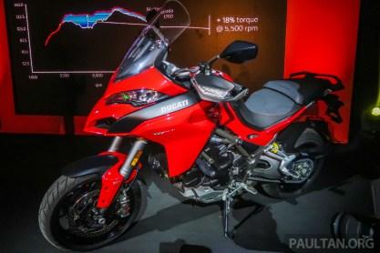 Ducati Multistrada 1260 launch BM-1