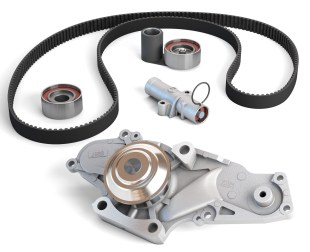 Gates timing belt and water pump-1