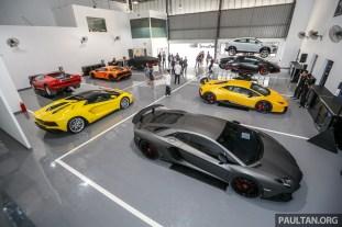 Lamborghini Kuala Lumpur Unveils Its Revamped Glenmarie 3s Centre