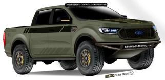 2019 Ford Baja-forged Ranger