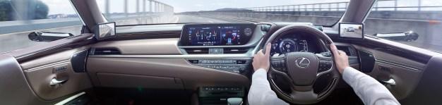 2019 Lexus ES Japan 25
