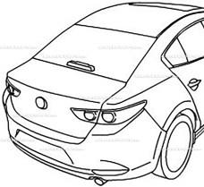2019 Mazda 3 illustrations 3