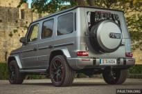 2019 Mercedes-AMG G 63 12