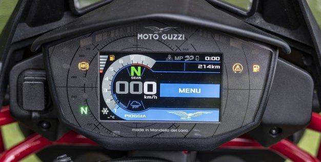 2019 Moto Guzzi V85 TT - 6