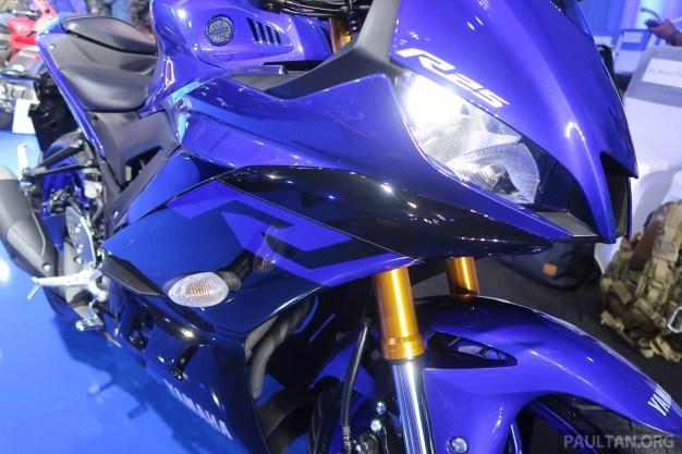 2019 Yamaha YZF-R25-16