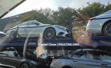 SPIED: W205 Mercedes-Benz C-Class facelift in Malaysia - C200