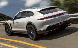 Porsche Mission E Cross Turismo Concept 9
