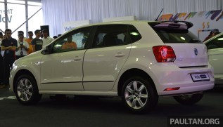 VW Polo Join Edition 4