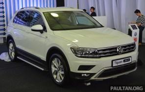 VW Tiguan Join Edition 1