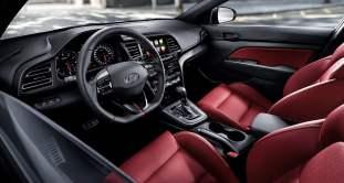 2019 Hyundai Elantra Avante Sport Korea 4