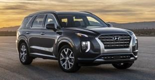 2019 Hyundai Palisade Exterior