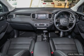 2019 Kia Sorento Facelift Malaysia_Int-1
