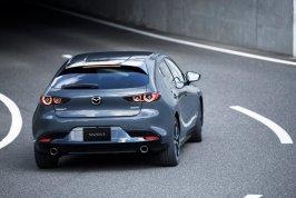 2019 Mazda 3 leaked 5
