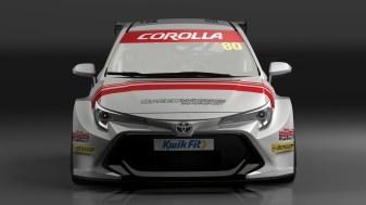 Toyota Corolla Hatch BTCC