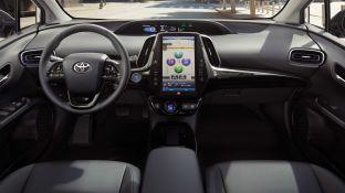 2019 Toyota Prius facelift 8
